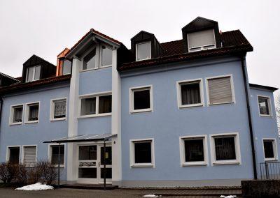 Fassadenrenovierung – Buchloe