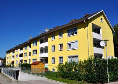 Fassadenrenovierung – Marktoberdorf