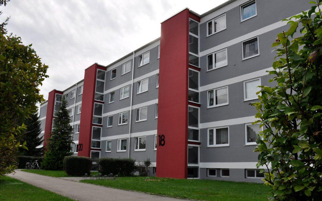 Fassadensanierung – Schongau