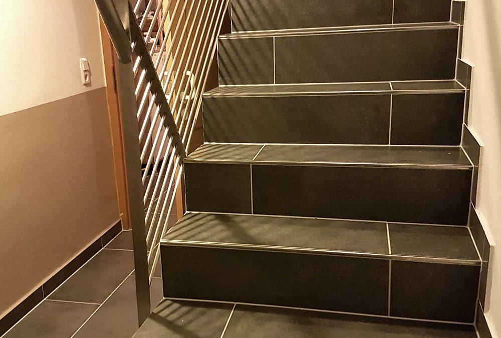 Treppensanierung – Schongau