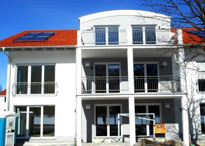 Fassadengestaltung – Pfronten