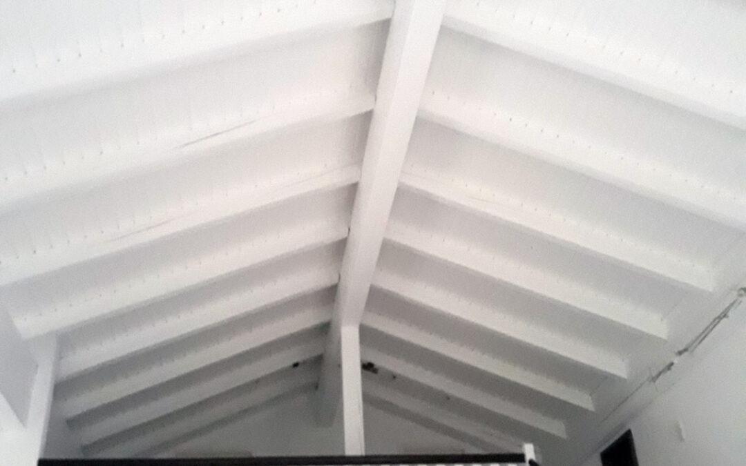 Dachstuhlrenovierung – Schongau