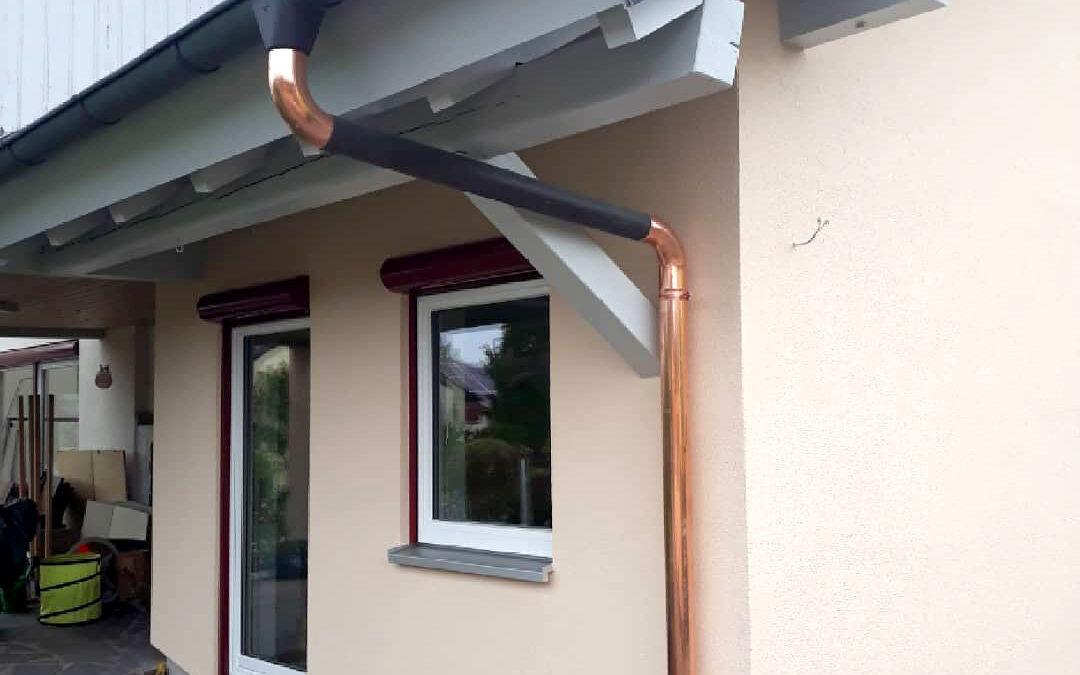Fassadenrenovierung – Germaringen